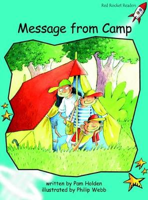 Message from Camp Fluency by Pam Holden