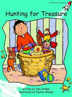 Hunting for Treasure Fluency by Pam Holden