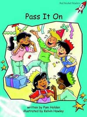 Pass it on Fluency by Pam Holden