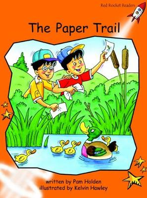 The Paper Trail Fluency by Pam Holden