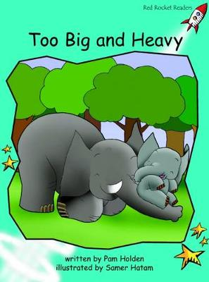 Too Big and Heavy Fluency by Pam Holden