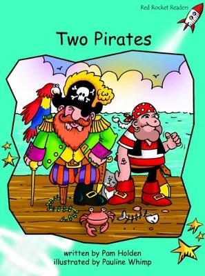 Two Pirates Fluency by Pam Holden