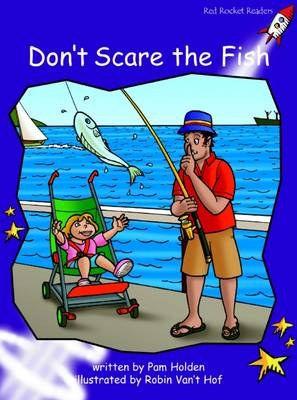 Don't Scare the Fish Fluency by Pam Holden