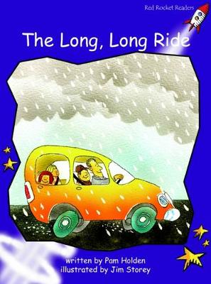 The Long Long Ride Fluency by Pam Holden