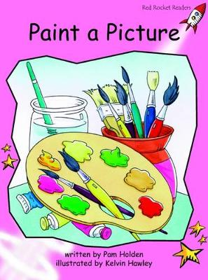 Paint a Picture Pre-reading by Pam Holden