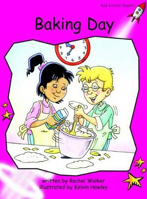 Baking Day Emergent by Pam Holden