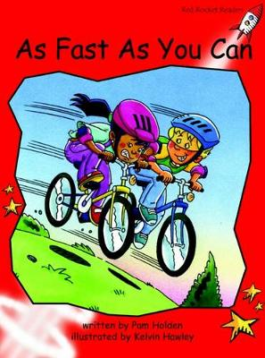 As Fast as You Can Early by Pam Holden