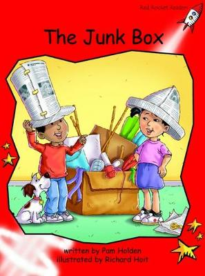 Junk Box Early by Pam Holden