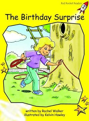 Birthday Surprise Early by Pam Holden