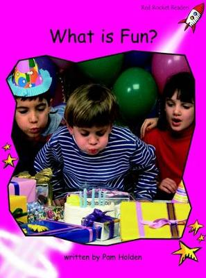 What is Fun? Emergent by Pam Holden