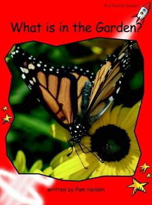 What's in the Garden? Early by Pam Holden