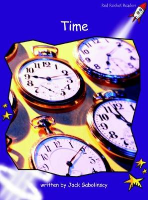 Time Fluency by Jack Gabolinscy