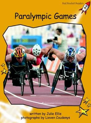 Paralympic Games Fluency by Julie Ellis