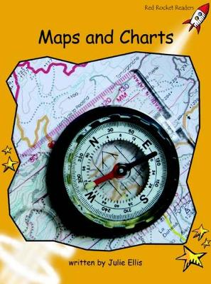 Maps and Charts Fluency by Julie Ellis