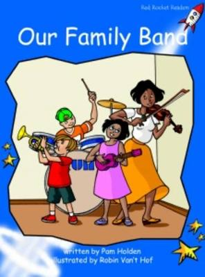 Our Family Band Early by Pam Holden