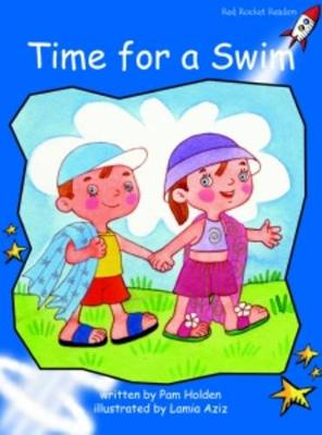 Time for a Swim Early by Pam Holden