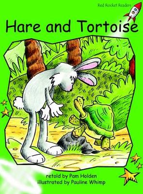 Hare & Tortoise Early by Pam Holden