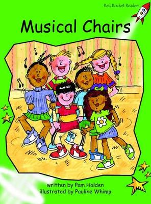 Musical Chairs Early by Pam Holden