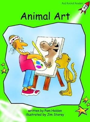 Animal Art Early by Pam Holden