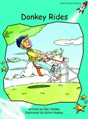 Donkey Rides Fluency by John Lockyer