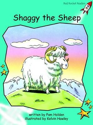 Shaggy the Sheep Fluency by Pam Holden