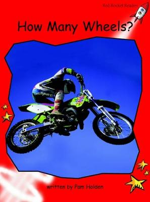 How Many Wheels? Early by Pam Holden