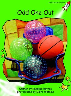 Odd One Out Early (Standard English Edition) by Ros Hayhoe