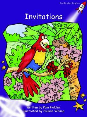 Invitations Fluency by Pam Holden