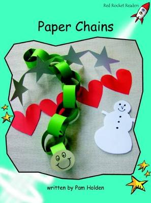 Paper Chains Fluency by Pam Holden