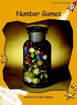 Number Games Fluency by Pam Holden