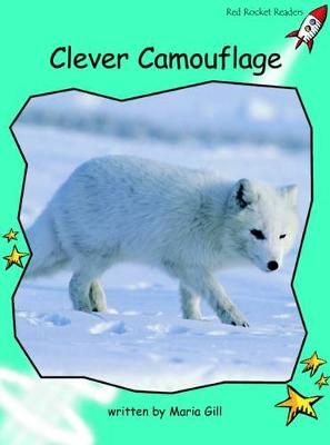 Clever Camouflage Fluency (US English Edition) by Maria Gill