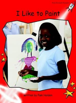 I Like to Paint Early by Pam Holden