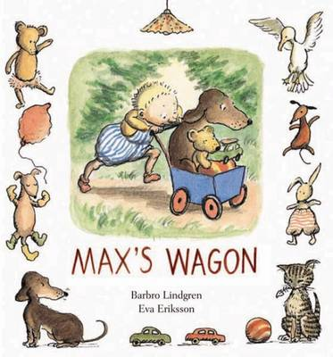 Max's Wagon by Barbro Lindgren