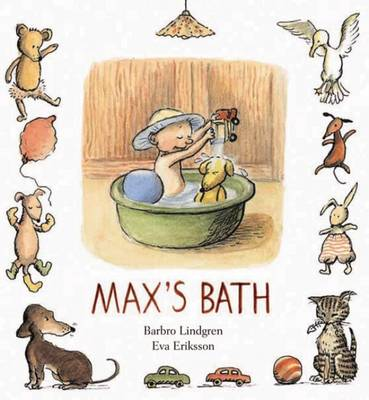 Max's Bath by Barbro Lindgren