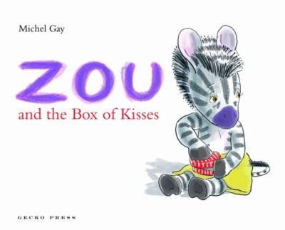 Zou and the Box of Kisses by Michel Gay