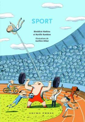 Sport Step-by-Step by Benedicte Mathieu, Myrtille Rambion