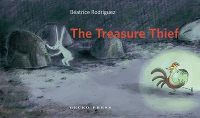 The Treasure Thief by Beatrice Rodriguez