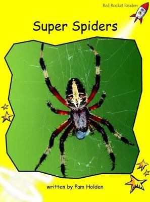 Super Spiders Early by Pam Holden