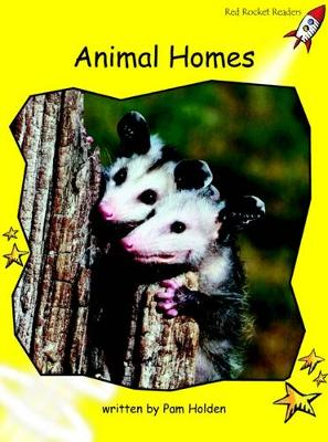Animal Homes Early by Pam Holden