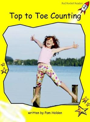 Top to Toe Counting Early by Pam Holden