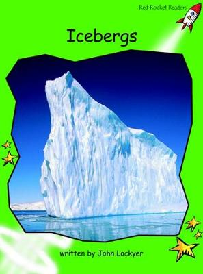 Icebergs Early by John Lockyer