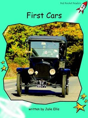 First Cars Fluency by Julie Ellis
