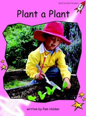 Plant a Plant Pre-reading by Pam Holden