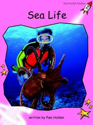 Sea Life Pre-reading by Pam Holden