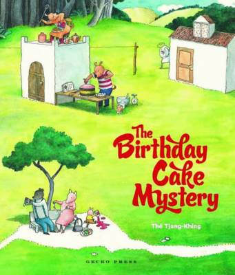 The Birthday Cake Mystery by The Tjong-Khing