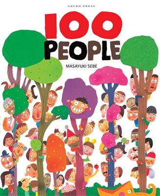100 People by Masayuki Sebe