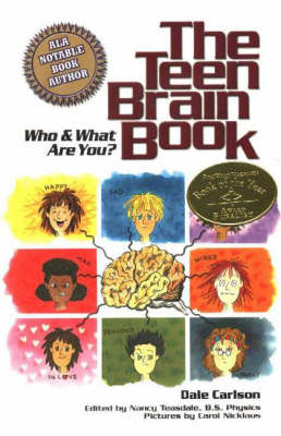 Teen Brain Book Who and What are You? by Dale Carlson