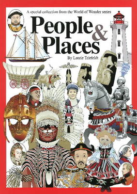 People and Places by Laurie Triefeldt