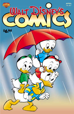 Walt Disney's Comics and Stories by William Van Horn, Bill Walsh, Wilbert Plijnaar, Per Hedman