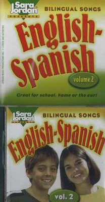 Bilingual Songs, English-Spanish by Sara Jordan